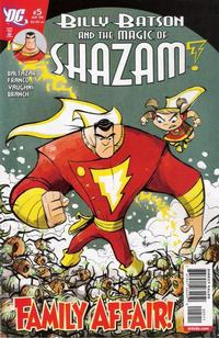 Cover Thumbnail for Billy Batson & the Magic of Shazam! (DC, 2008 series) #5