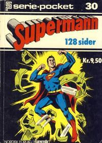 Cover Thumbnail for Serie-pocket (Semic, 1977 series) #30