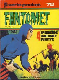 Cover Thumbnail for Serie-pocket (Semic, 1977 series) #78