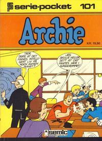 Cover Thumbnail for Serie-pocket (Semic, 1977 series) #101