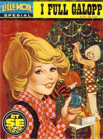 Cover for Et Se-album (Serieforlaget / Se-Bladene / Stabenfeldt, 1977 series) #17