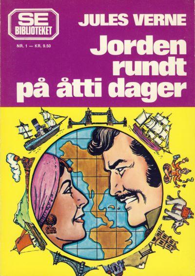 Cover for Se-biblioteket (Serieforlaget / Se-Bladene / Stabenfeldt, 1978 series) #1