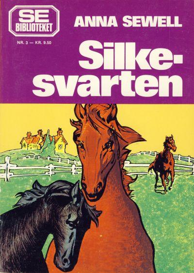 Cover for Se-biblioteket (Serieforlaget / Se-Bladene / Stabenfeldt, 1978 series) #3