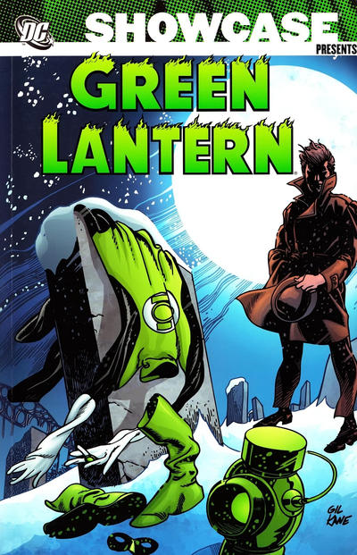 Cover for Showcase Presents Green Lantern (DC, 2005 series) #4
