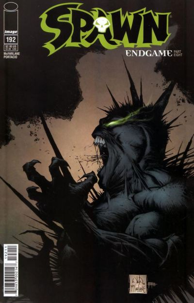 Cover for Spawn (Image, 1992 series) #192