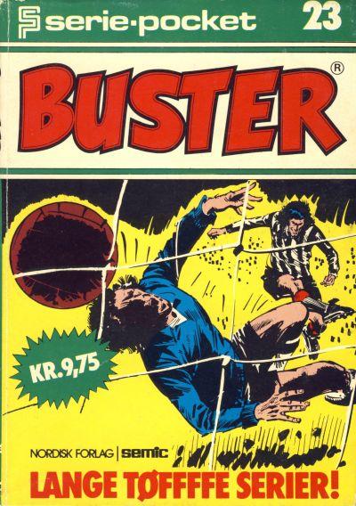 Cover for Serie-pocket (Semic, 1977 series) #23