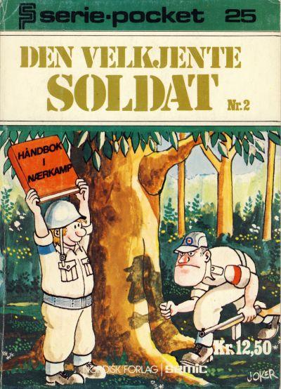 Cover for Serie-pocket (Semic, 1977 series) #25