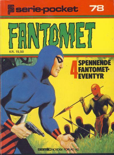 Cover for Serie-pocket (Semic, 1977 series) #78