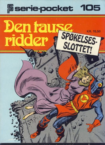 Cover for Serie-pocket (Semic, 1977 series) #105