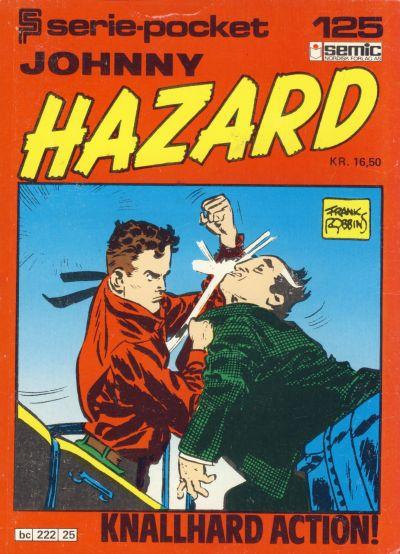 Cover for Serie-pocket (Semic, 1977 series) #125