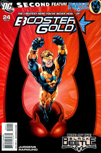 Cover Thumbnail for Booster Gold (DC, 2007 series) #24