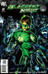 Cover for Blackest Night (DC, 2009 series) #2 [Ivan Reis Cover]