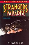 Cover for The Collected Strangers in Paradise (Antarctic Press, 1994 series) #1