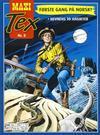 Cover for Maxi Tex (Hjemmet / Egmont, 2008 series) #8 - Hevnens to ansikter