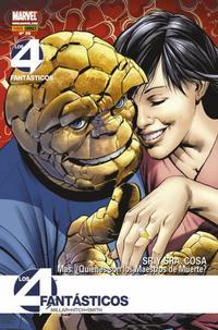 Cover Thumbnail for Los 4 Fantásticos (Panini España, 2008 series) #20