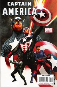 Cover Thumbnail for Captain America (Marvel, 2005 series) #600 [Direct Edition]