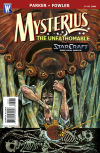 Cover Thumbnail for Mysterius (DC, 2009 series) #5