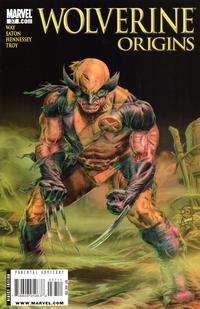 Cover Thumbnail for Wolverine: Origins (Marvel, 2006 series) #37