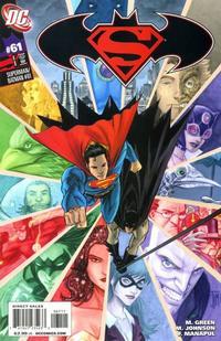 Cover Thumbnail for Superman / Batman (DC, 2003 series) #61