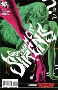 Cover Thumbnail for Gotham City Sirens (DC, 2009 series) #3