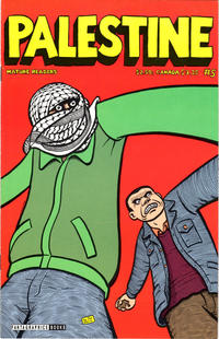 Cover Thumbnail for Palestine (Fantagraphics, 1993 series) #5