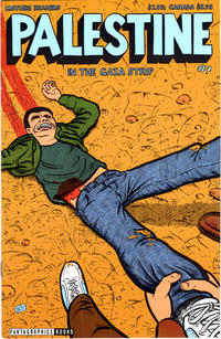 Cover Thumbnail for Palestine (Fantagraphics, 1993 series) #7