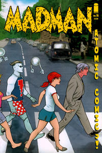 Cover Thumbnail for Madman Atomic Comics (Image, 2007 series) #16