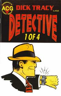 Cover Thumbnail for Dick Tracy Detective (Avalon Communications, 1999 series) #1