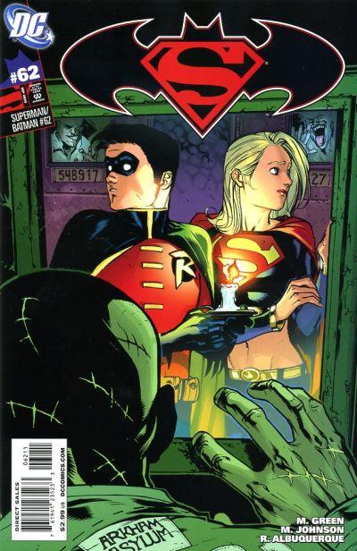 Cover for Superman / Batman (DC, 2003 series) #62