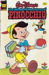 Cover for Walt Disney's The Wonderful Adventures of Pinocchio (Western, 1982 series)
