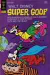 Cover for Walt Disney Super Goof (Western, 1965 series) #26 [Gold Key]