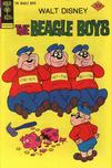 Cover for Walt Disney The Beagle Boys (Western, 1964 series) #31 [Gold Key Variant]