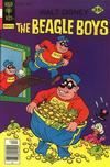 Cover Thumbnail for Walt Disney The Beagle Boys (1964 series) #39 [Gold Key]