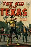 Cover for The Kid from Texas (Marvel, 1957 series) #1
