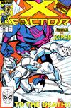 Cover for X-Factor (Marvel, 1986 series) #49 [Direct]