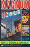 Cover for Magnum Comics (Pandora Press, 1988 series) #3/1989