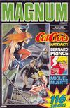 Cover for Magnum Comics (Pandora Press, 1988 series) #13/1989