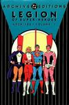 Cover for The Legion of Super-Heroes Archives (DC, 1991 series) #1 [1st Printing]