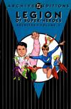 Cover for The Legion of Super-Heroes Archives (DC, 1991 series) #4