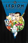 Cover for The Legion of Super-Heroes Archives (DC, 1991 series) #5