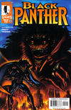 Cover for Black Panther (Marvel, 1998 series) #2 [Cover A]