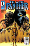 Cover for Black Panther (Marvel, 1998 series) #5