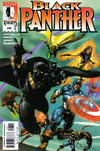 Cover for Black Panther (Marvel, 1998 series) #8