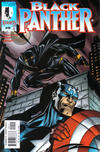 Cover for Black Panther (Marvel, 1998 series) #9