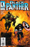 Cover for Black Panther (Marvel, 1998 series) #12