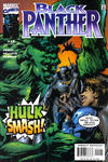 Cover for Black Panther (Marvel, 1998 series) #15