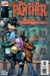 Cover for Black Panther (Marvel, 1998 series) #19