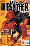 Cover for Black Panther (Marvel, 1998 series) #21