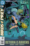Cover for Birds of Prey (DC, 1999 series) #4