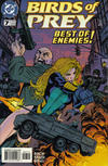 Cover for Birds of Prey (DC, 1999 series) #7